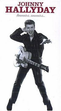 Cover Johnny Hallyday - Souvenirs, souvenirs... [II]